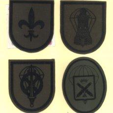 Militaria: LOTE PARCHES #3. Lote 35937623
