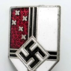 Militaria: INSIGNIA DISTINTIVO UNIDAD DE NACIONES O PUEBLOS PARTIDO NACIONALSOCIALISTA - Nº 70. Lote 36006471
