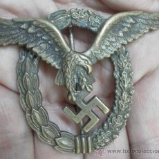 Militaria: ALEMANIA. DISTINTIVO DE PILOTO. II GUERRA MUNDIAL.. Lote 175726982