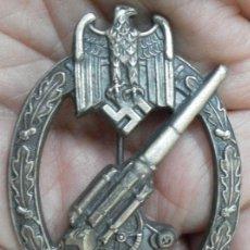 Militaria: ALEMANIA. DISTINTIVO DE ANTI-AÉREOS DE LA WEHRMACHT. II GUERRA MUNDIAL.. Lote 36296093