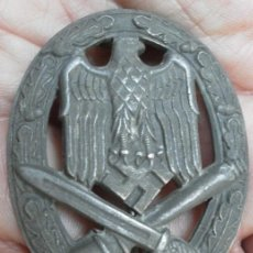 Militaria: ALEMANIA. DISTINTIVO DE ASALTO GENERAL. II GUERRA MUNDIAL. . Lote 36296216