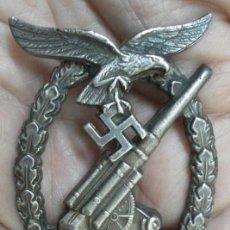 Militaria: ALEMANIA. DISTINTIVO. ANTIAÉREOS DE LA LUFTWAFFE. II GUERRA MUNDIAL.. Lote 175727009