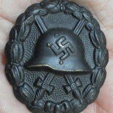 Militaria: ALEMANIA. DISTINTIVO DE HERIDO. II GUERRA MUNDIAL.. Lote 36305244