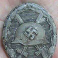 Militaria: ALEMANIA. DISTINTIVO DE HERIDO. II GUERRA MUNDIAL.. Lote 36305373