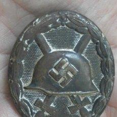 Militaria: ALEMANIA. DISTINTIVO DE HERIDO. II GUERRA MUNDIAL. . Lote 36305399