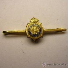 Militaria: PASADOR DE CORBATA CUERPO NAIONAL DE POLICIA. AÑOS 90.. Lote 36575218