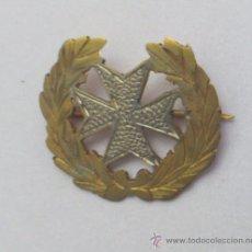 Militaria: INSIGNIA GORRA O CUELLO SANIDAD,. Lote 36649291