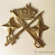 Militaria: CHAPA DE GENERAL TROQUELADA. Lote 36722541