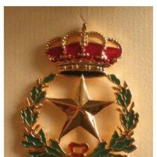 Militaria: DISTINTIVO OFICIAL DEL CURSO DE ESTADO MAYOR DE LAS FUERZAS ARMADAS. Lote 154367717