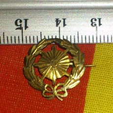 Militaria: INSIGNIA DE INTENDENCIA, REGULARES - LEGION ,¿ALFONSO XIII-REPUBLICA-FRANCO , SAHARA. Lote 37005264