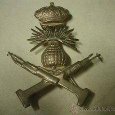 Militaria: DISTINTIVO GASTADOR HOTCHKISS. Lote 37299916
