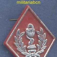 Militaria: ROMBO DE FARMACIA. PLÁSTICO.. Lote 37345229