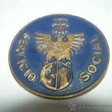 Militaria: ANTIGUA INSIGNIA.. Lote 37617182