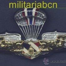 Militaria: TAILANDIA. ALAS DE PARACAIDISTA MANUALISTA.. Lote 206960502