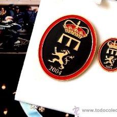 Militaria: MEDALLA DE LA BODA REAL DEL PRINCIPE 22 DE MAYO 2004 CONCEDIDA AL CUERPO NACIONAL DE POLICIA. Lote 98804567