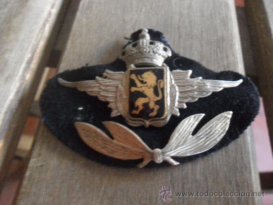 INSIGNIA DE AVIADOR SOBRE TELA (Militar - Insignias Militares Internacionales y Pins)