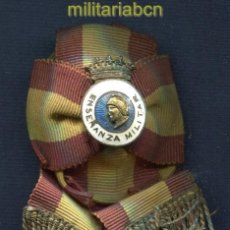 Militaria: DISTINTIVO DE PROFESORADO MILITAR. EPOCA DE FRANCO.. Lote 39279752