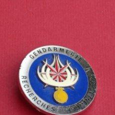 Militaria: EMBLEMA POLICIA FRANCIA. Lote 74434226