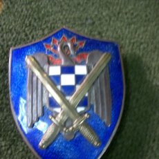 Militaria: INSIGNIA MILITAR IPS INSTRUCCIÓN MILITAR SUPERIOR.CA1. Lote 39834045