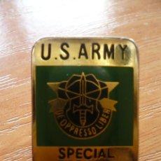 Militaria: PIN.US ARMY SPECIAL FORCES.EJERCITO AMERICANO-FUERZAS ESPECIALES.. Lote 207638182