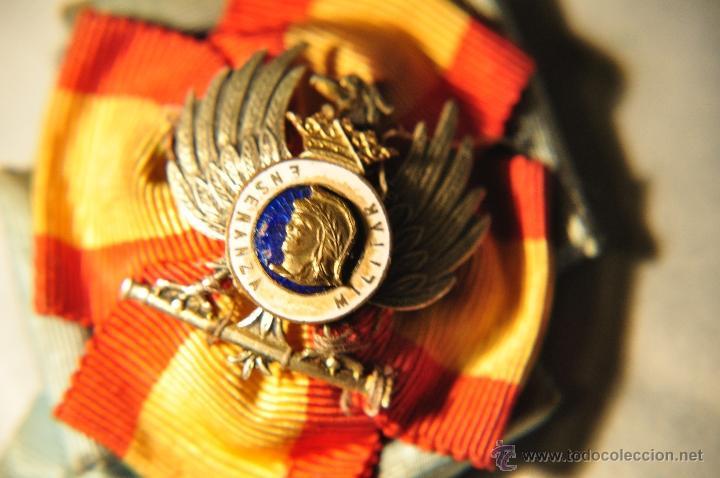 Militaria: DISTINTIVO DE PROFESORADO, EPOCA ANTERIOR - Foto 3 - 40307360