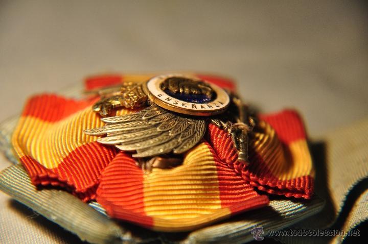 Militaria: DISTINTIVO DE PROFESORADO, EPOCA ANTERIOR - Foto 6 - 40307360