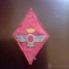 Militaria: ROMBO TELA EJERCITO AIRE CREO EPOCA FRANCO. Lote 40340348