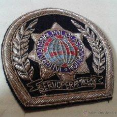Militaria - Parche asociación internacional de policia - 40353367