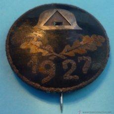 Militaria: TINNIE INSIGNIA ALEMANIA 1933-45. Lote 40447295