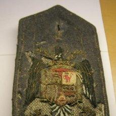 Militaria: HOMBRERA MILITAR FRANQUISTA.. Lote 40547872