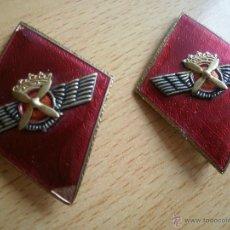 Militaria: PAREJA DE ROMBOS PILOTO.. Lote 40767598