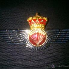 Militaria: INSIGNIA DE PARACAIDISTA ROKISKI BRIGADA PARACAIDISTA INSIGNIA DE PERMANENCIA. Lote 194719283