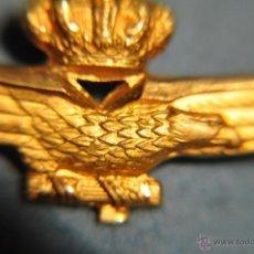Militaria: DISTINTIVO DE PILOTO ITALIANO II G. MUNDIAL.. Lote 40938217