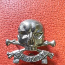 Militaria: EMBLEMA BOINA DEL 17/21 RTO.LANCEROS (UK). Lote 158418165