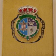 Militaria: PLACA INSIGNIA EMBLEMA DE LA ACADEMIA ESPECIAL DE LA POLICÍA ARMADA. Lote 41063916