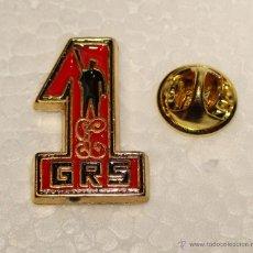 Militaria: PIN DE LA GUARDIA CIVIL. AGENTE GRS GRUPO RURAL DE SEGURIDAD. Lote 41192912