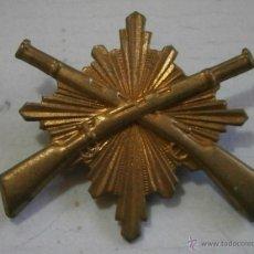 Militaria: INSIGNIA CARABINEROS . Lote 42052623