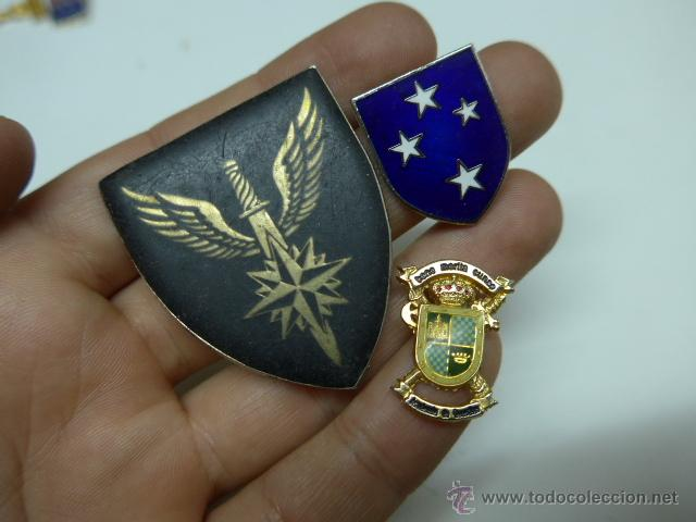Militaria: Lote de pins militares antiguos - Foto 2 - 42491022