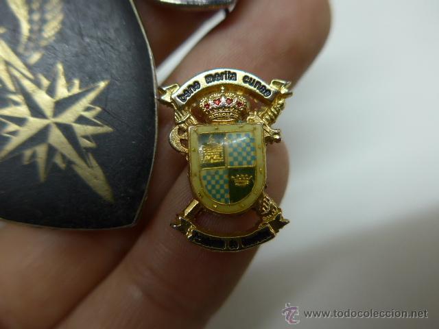 Militaria: Lote de pins militares antiguos - Foto 3 - 42491022