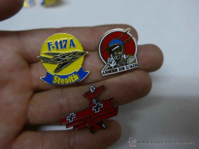 Militaria: Lote de pins militares antiguos - Foto 4 - 42491022