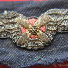 Militaria: AVIACION. ROKISKI REPUBLICANO BORDADO DE PILOTO. Lote 42503656