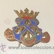 Militaria: PIN ESMALTADO DE ESCUELA NAVAL MILITAR. PIN DE AGUJA.. Lote 42609469