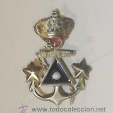 Militaria: INSIGNIA DE GORRA ESMALTADA A IDENTIFICAR.. Lote 42610007