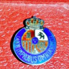 Militaria: INSIGNIA DE SOLAPA EPOCA DE ALFONSO XIII GRAN CALIDAD DE ESMALTES . Lote 43120315