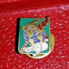 Militaria: INSIGNIA DE SOLAPA EPOCA DE ALFONSO XIII . Lote 43385549