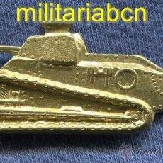 Militaria: PLACA DE CARROS. INSIGNIA DE PECHO. 53 MM . GUERRA CIVIL. EJÉRCITO REPUBLICANO. Lote 43846231