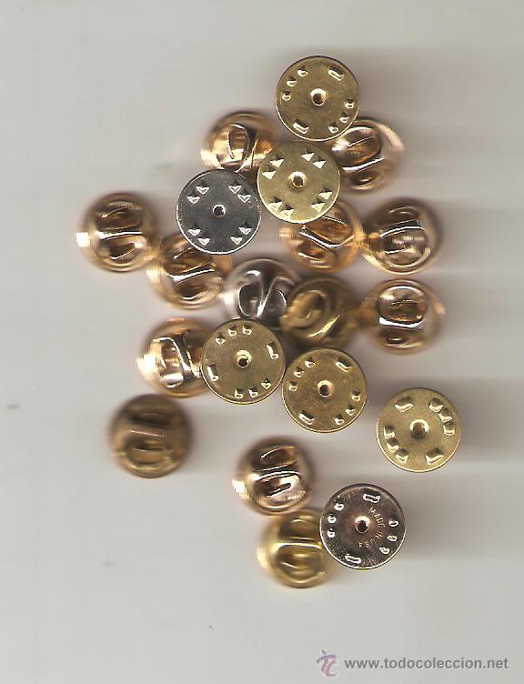 LOTE DE 15 CIERRES PIN (Militar - Insignias Militares Españolas y Pins)