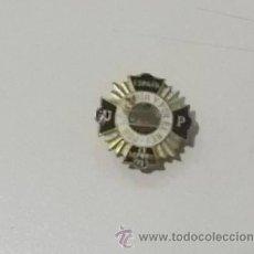 Militaria: PIN - INSIGNIA. UNION PATRIOTICA. PRIMO DE RIVERA. 1923. ESMALTADO. ORIGINAL. Lote 43972014