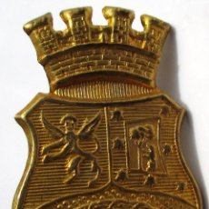 Militaria: ESCUDO DE MADRID 2ª REPÚBLICA. Lote 44062069
