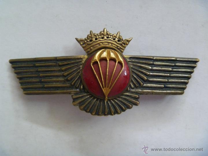 Aviacion Rokiski De Pecho Alas De Paracaid Vendido En Venta